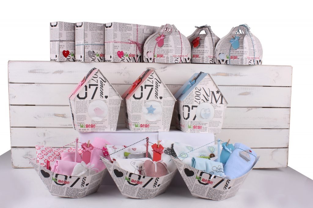 Set regalo recién nacido