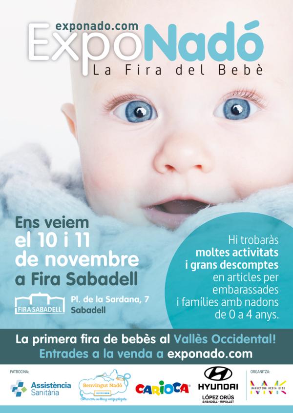 ExpoNadó 2018 Bebés Sabadell