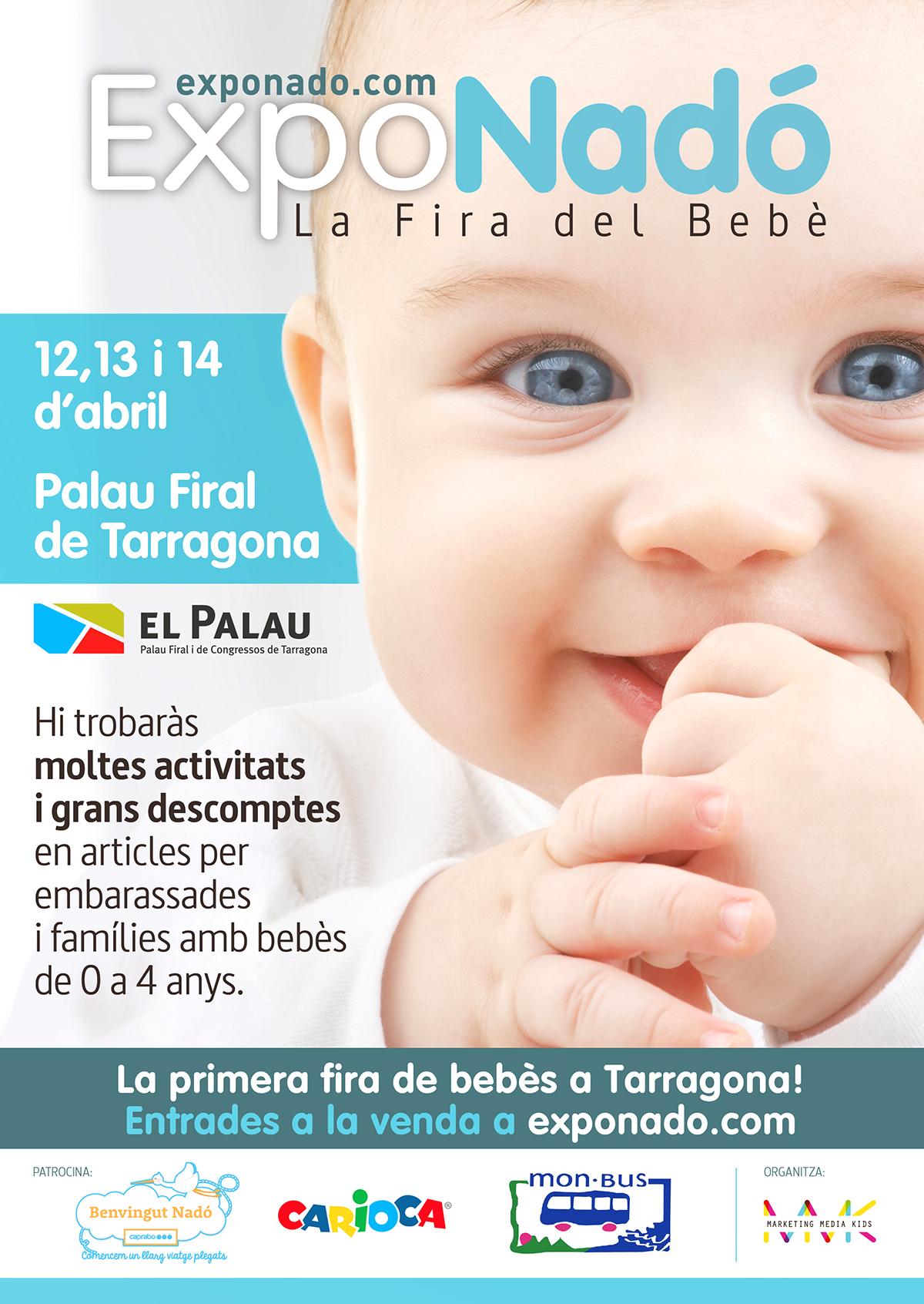 ExpoNadó Tarragona feria de bebes Tarragona ExpoNadó Tarragona