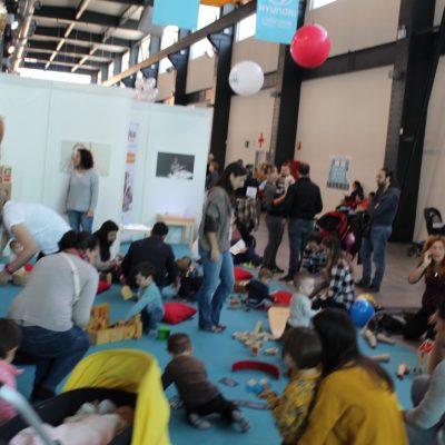 Feria del bebé Barcelona