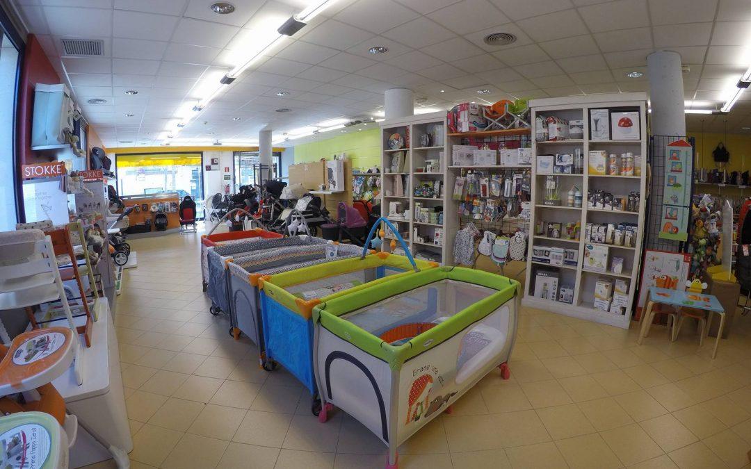 Tienda de puericultura Vilafranca Nens Nenes