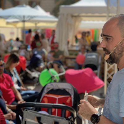 Armando Bastida ExpoNadó Vilanova i la Geltrú