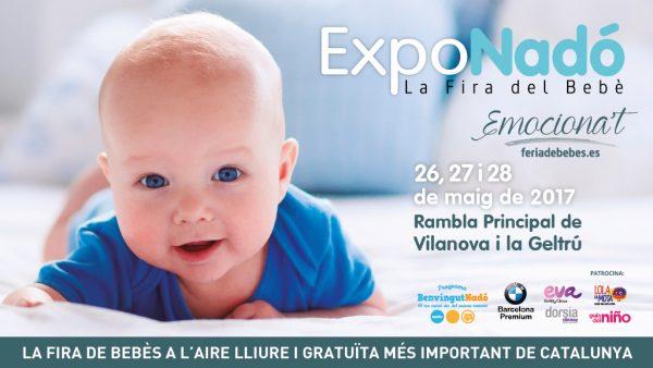 Exponadó torna a Vilanova i la Geltrú del 26 al 28 de maig doblant la superfície i els expositors