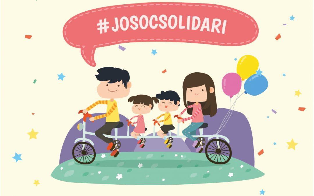 ExpoNadó promou l'esport en família per una bona causa