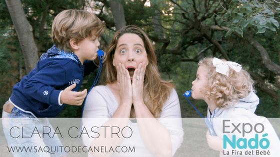 Entrevista a Clara Castro – Saquitodecanela.com