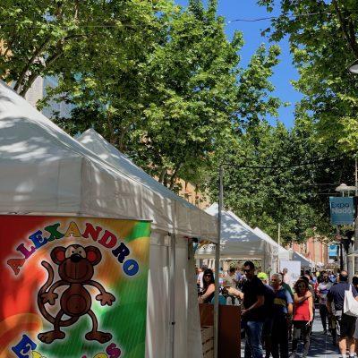 Feria del bebé Vilanova