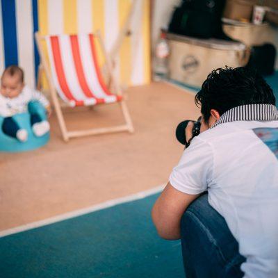 Fotografía bebé Vilanova i la Geltrú