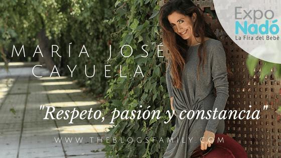 Entrevista a María José Cayuela