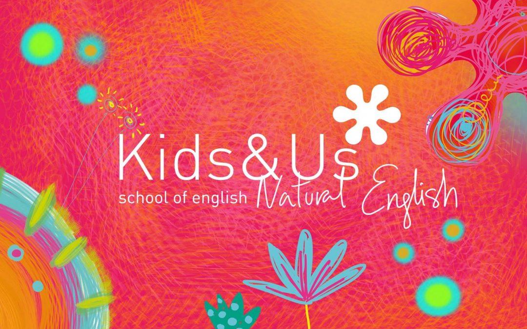 Kids&Us, Anglès per nens