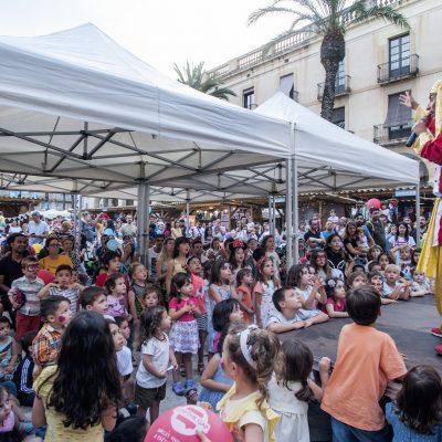 Activitats nens petits Vilanova i la Geltrú ExpoNadó