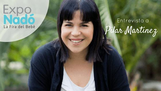Entrevista a blogueras:  Pilar Martinez