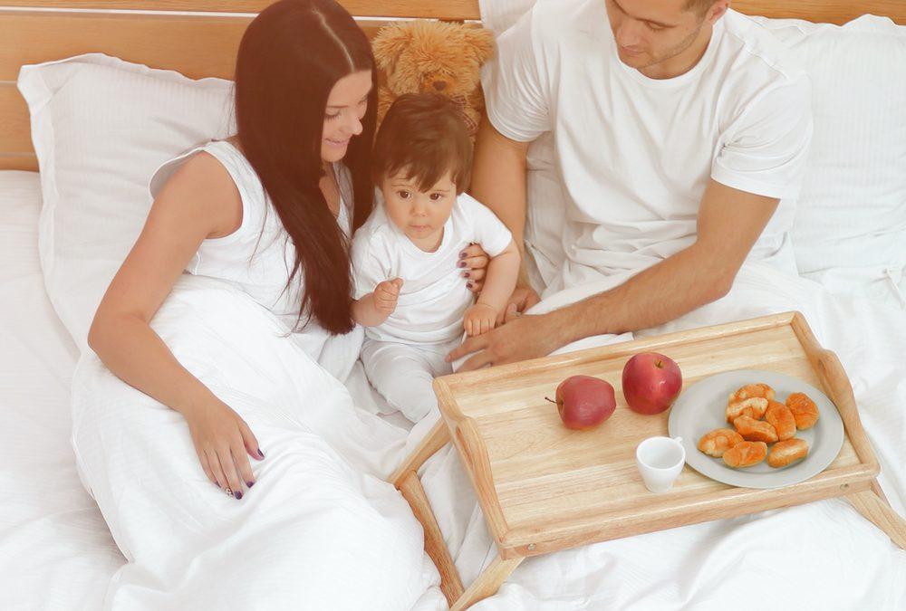 Relación de pareja: cómo evitar una crisis tras la llegada de un bebé