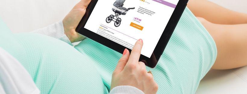 Sector online puericultura